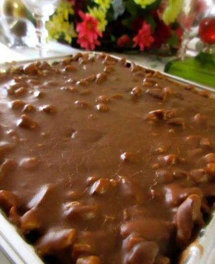 Pioneer Woman's Chocolate Sheet Cake