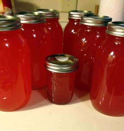 Strawberry Lemonade Moonshine