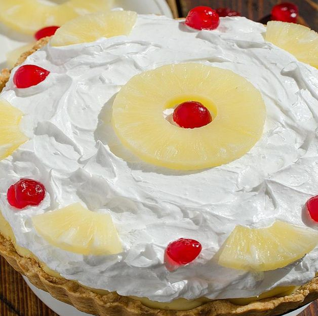 Pineapple Pie!