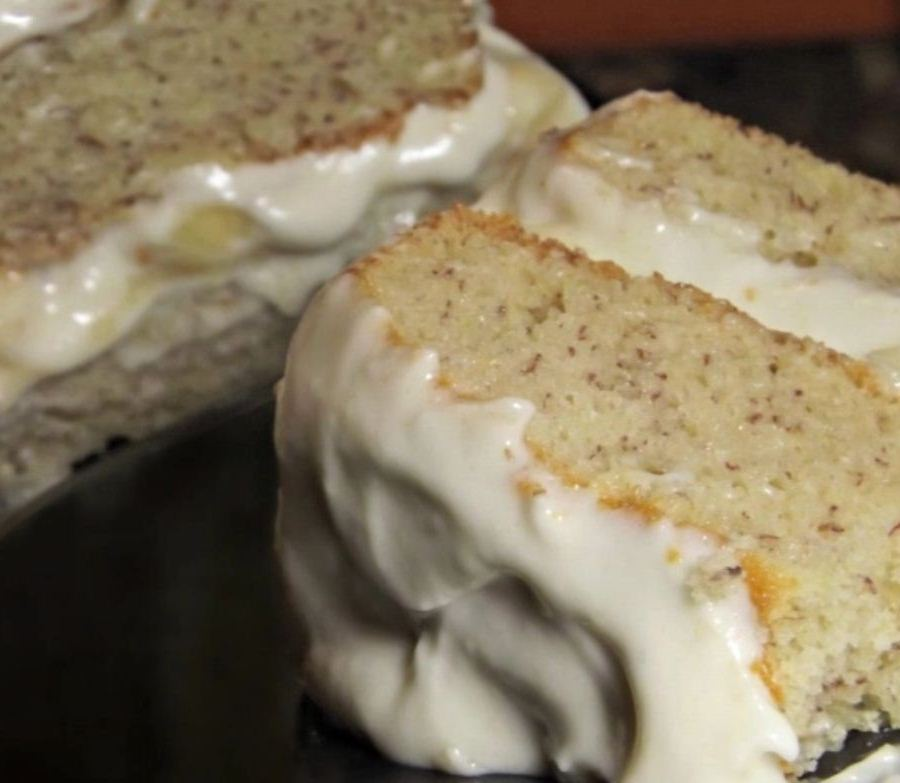 Betty's Banana Layer Cake