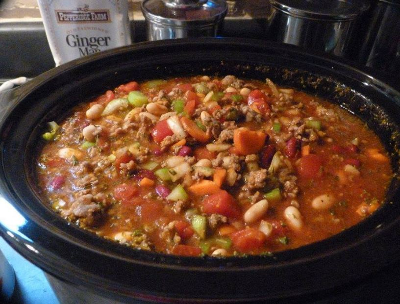 Pasta Fagioli that is bound to be a hit
