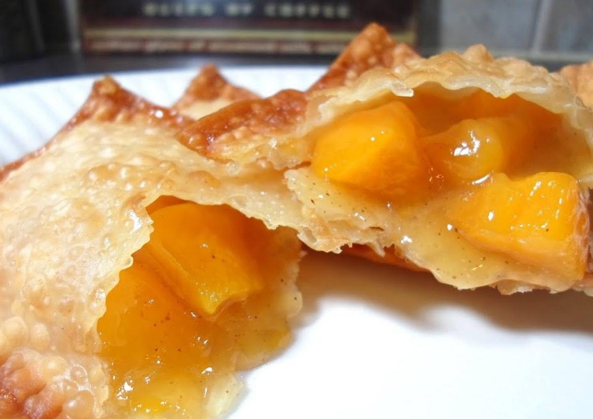 Lela's Fried Peach Pies