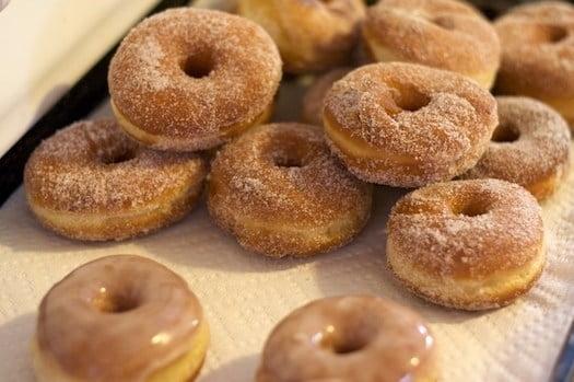 Granny's Doughnuts Recipe