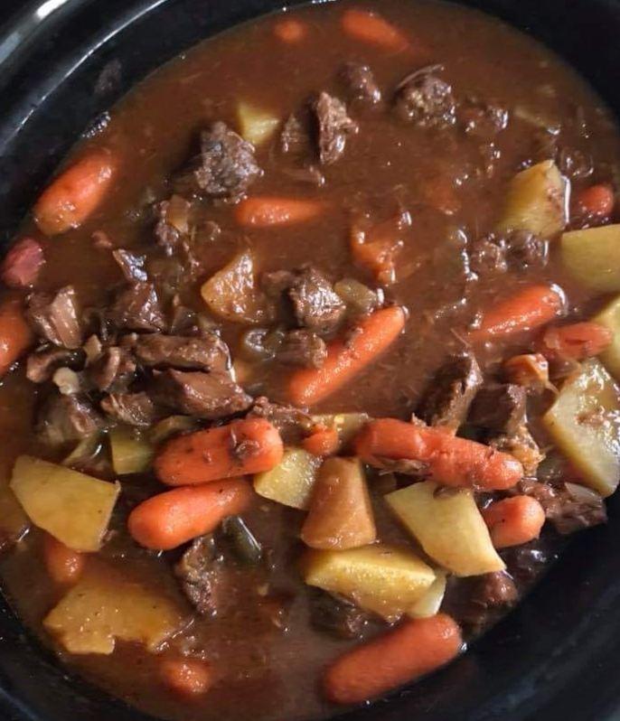 Deer Tenderloin Stew recipe